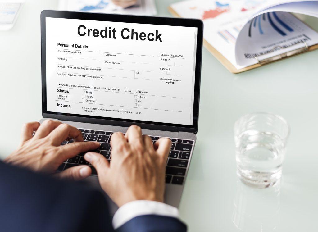 BankingDeal.com - Credit Check Financial Banking Economy Concept